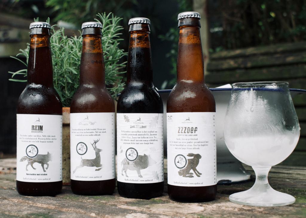 Eper biercollectief bieren