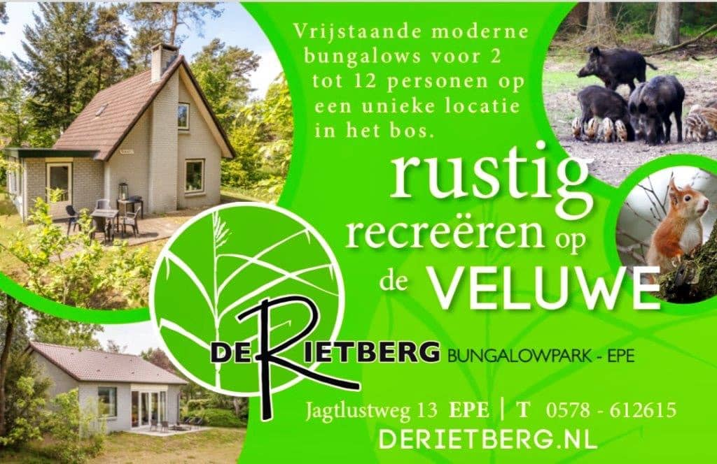 Bungalowpark de Rietberg